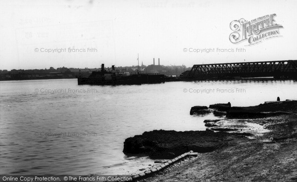 Photo of Tilbury, The Thames c.1960