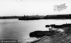 Tilbury, The Thames c.1960