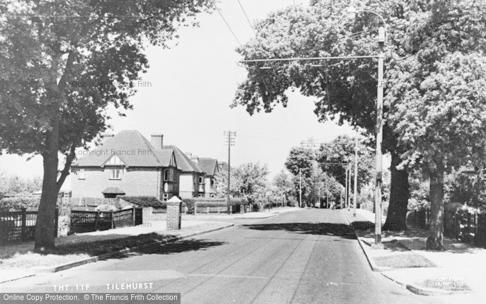 Photo of Tilehurst, c.1955