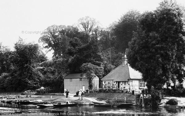 Photo of Tilehurst, Roebuck Ferry House 1899