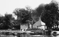 Tilehurst, Roebuck Ferry House 1899