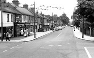 Tilehurst, School Road c1960