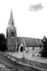 Tilehurst, St Michael's Church c.1960