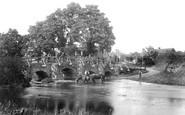 Tilford, Bridge 1906
