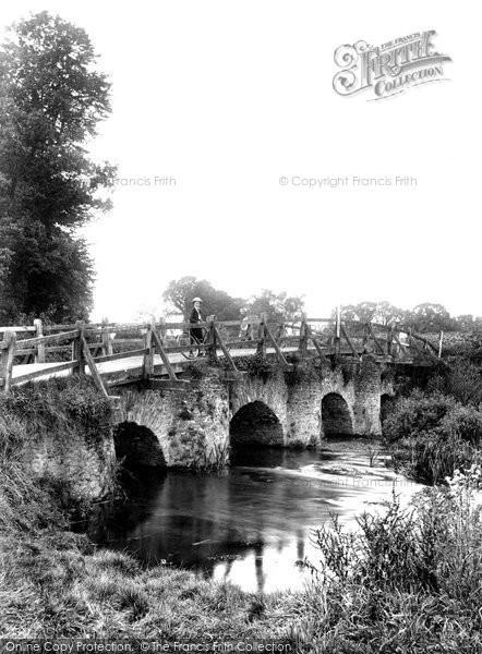Photo of Tilford, Bridge 1909