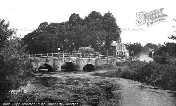 Photo of Tilford, Bridge 1932