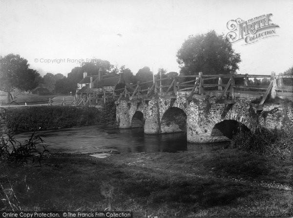 Photo of Tilford, The Bridge 1932