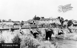 The Bridge c.1955, Tilford