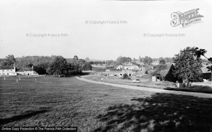 Photo of Tilford, The Green c.1955