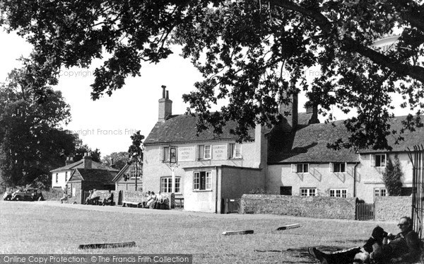 Photo of Tilford, The Village c.1955