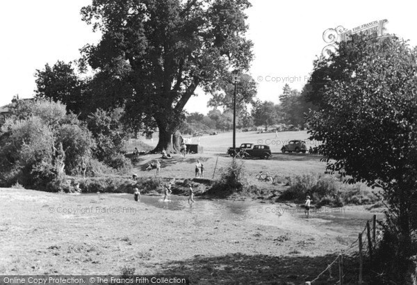 Photo of Tilford, View From The Bridge c.1955