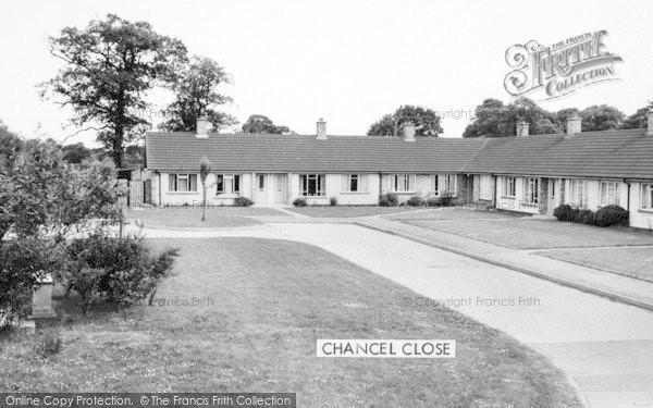 Photo of Tillingham, Chancel Close c.1965