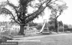 Tillingham, Children's Playground c.1965