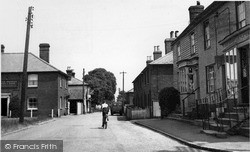 Tillingham, Marsh Road c.1955