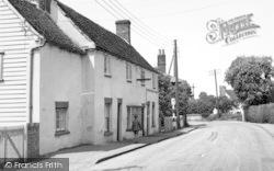 Tillingham, North Street c.1950