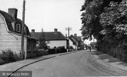Tillingham, North Street c.1955