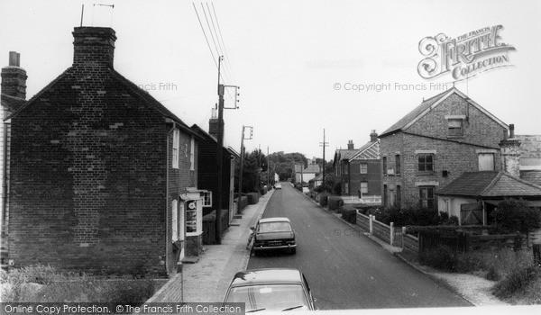 Photo of Tillingham, South Street c.1965