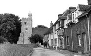 Tillingham, St Nicholas' Church c1955