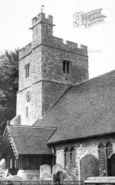 Photo of Tillingham, St Nicholas Church c.1955