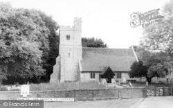 Tillingham, St Nicholas Church c.1960