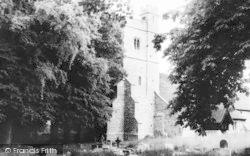 Tillingham, The Church c.1965