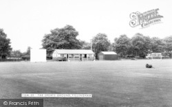 The Sports Ground c.1960, Tillingham