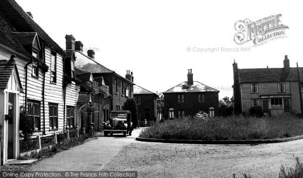 Photo of Tillingham, The Square c.1955