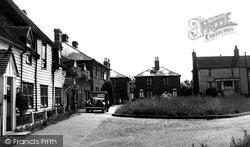 Tillingham, The Square c.1955