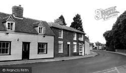 Tillingham, The Square c.1965