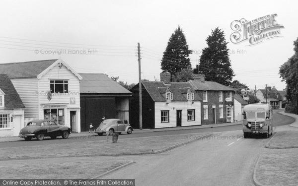 Photo of Tillingham, The Village 1968