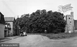 Tillingham, The Village c.1955