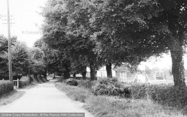 Photo of Tillingham, The Village c.1965