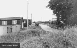 Tilshead, Army Camp c.1965