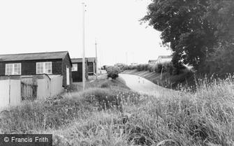 Tilshead, Army Camp c1965
