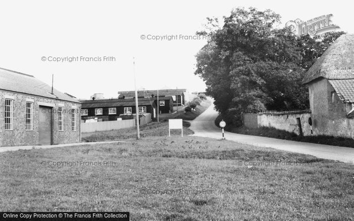 Photo of Tilshead, Army Camp No.1 c.1965