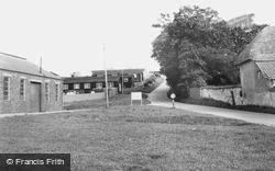 Tilshead, Army Camp No.1 c.1965