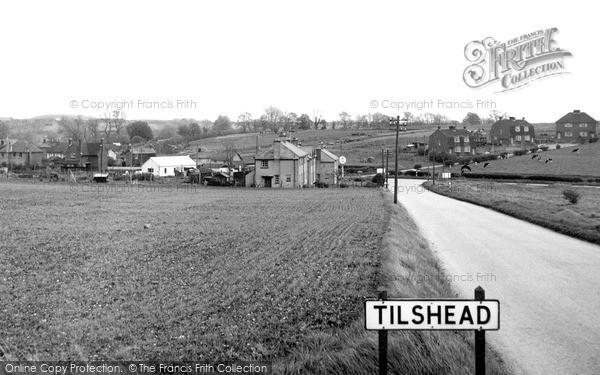 Photo of Tilshead, c.1965