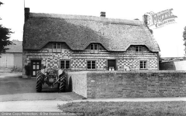 Photo of Tilshead, Hoopers Farm c.1965