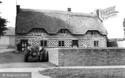 Tilshead, Hoopers Farm c.1965