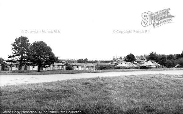 Photo of Tilshead, Lodge Camp c.1965