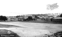 Tilshead, Lodge Camp c.1965