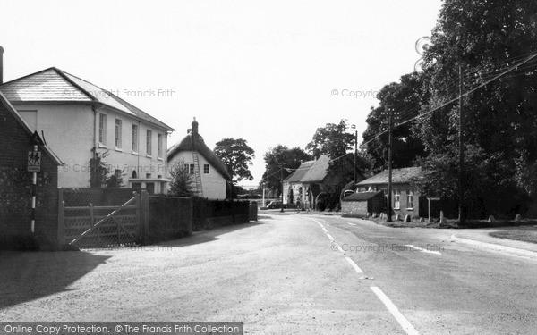 Photo of Tilshead, Noads House, High Street c1965