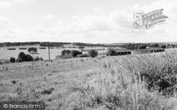 Tilshead, North Lodge Camp c.1965