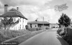 Tilshead, Slades Farm c.1965