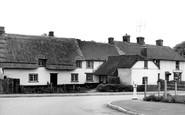Tilshead, the Post Office c1955