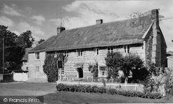 Tilshead, The Rose And Crown Inn c.1965
