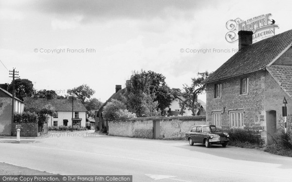 Photo of Tilshead, The Triangle c.1965