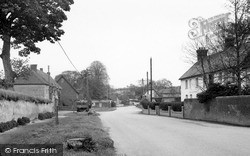 Tilshead, The Village c.1960