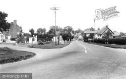 Tilshead, The Village c.1965