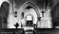 Tilshead, Thomas A'beckett Church c.1965